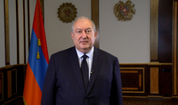 Vote fairly and freely, according to your conscience only. President of the Republic Armen Sarkissian