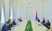 President Armen Sarkissian received the OSCE PA delegation observing the parliamentary elections