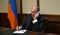 Նախագահ Սարգսյանն ընդգծել է ընտրությունների էական նշանակությունը երկրի համար և կարևորել դրանց բնականոն ընթացքը. նախագահը հեռախոսազրույց է ունեցել ԿԸՀ նախագահի հետ