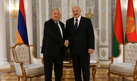 I am convinced that we will be able to fully realize the potential of the Armenian-Belarus relations. President of Belarus Alexander Lukashenko congratulates President Armen Sarkissian on his birthday