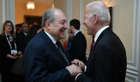 Armenians all over the world welcomed your statement on the recognition of the Armenian Genocide. President Armen Sarkissian sent a congratulatory message to Joseph Biden, the President of the United States