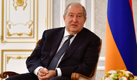 President Armen Sarkissian will pay a working visit to Japan