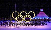 Le président Armen Sarkissian a assisté à la cérémonie officielle d'ouverture des Jeux olympiques d'été de Tokyo