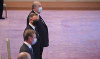 Le président Sarkissian a participé à une réception organisée par l'empereur Naruhito du Japon