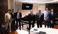 Le Président Sarkissian a discuté de la coopération dans le domaine de l'intelligence artificielle avec les représentants de la célèbre société japonaise YAMAHA