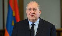 Le président Armen Sarkissian a exprimé ses condoléances suite aux attaques terroristes à l'aéroport international de Kaboul