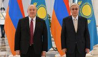 Նախագահ Արմեն Սարգսյանը ցավակցական հեռագիր է հղել Ղազախստանի նախագահին