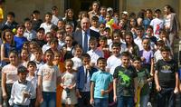 Félicitations du président Armen Sarkissian à l'occasion de la Journée du savoir et de la scolarité