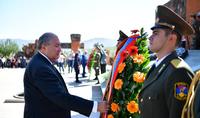 Նախագահ Արմեն Սարգսյանի ուղերձը Արցախի Հանրապետության հռչակման 30-ամյակի առթիվ