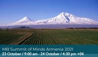 Sous les auspices du président Armen Sarkissian, le prestigieux Summit of Minds se tiendra pour la troisième fois en Arménie
