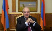 Հանրապետության նախագահ Արմեն Սարգսյանի ուղերձը Հայաստանի Անկախության օրվա առթիվ