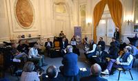 Президент Армен Саркисян в рамках Саммита умов присутствовал на панельных дискуссиях