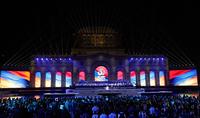 Le Président Armen Sarkissian a participé à l'événement dédié au 30ème anniversaire de l'indépendance de la République d'Arménie