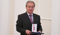 He was a devoted son of his country and people. Adviser to the President of the Republic Hamlet Gasparyan passed away