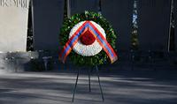Дань уважения памяти погибших ради защиты Отечества героев