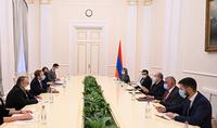 Политический диалог высокого уровня между Арменией и Чехией является хорошей основой для развития взаимовыгодного сотрудничества – Президент Саркисян принял министра ИД Чехии