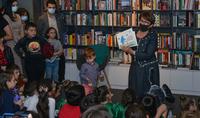 «Изумрудные ножницы» - супруга Президента Нунэ Саркисян представила юным книголюбам свою новую книгу