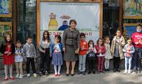 Ереванский государственный театр марионеток поставил спектакль по сказке госпожи Нунэ Саркисян «Гном по имени Мзук»