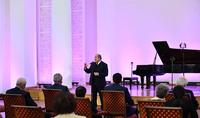 Комитас Вардапет сумел с гениальной ясностью описать армянскую идентичность. В рамках конференции-фестиваля «Комитас» в Президентской резиденции состоялся концерт Дианы Саакян