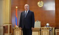 Президент Армен Саркисян направил поздравительное послание по случаю Дня учителя