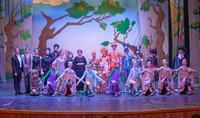 В Ереванском государственном хореографическом колледже состоялась премьера поставленного по книге госпожи Нунэ Саркисян «Лысый ёжик» балетного спектакля