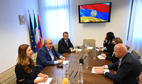 President Armen Sarkissian visited the Honorary Consulate of the Republic of Armenia in Veneto