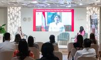 Նունե Սարգսյանը տեսաուղերձ է հղել միջազգային «Save the Children» կազմակերպության՝ «Մենք կարող ենք. աղջիկների ձայները՝ հանուն աղջիկների հզորացման» խորագրով միջոցառմանը