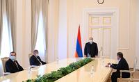 В резиденции Президента состоялась церемония присяги судей