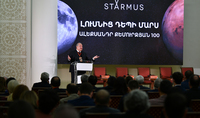 The time of Alexander Kemurjyan, the time of the Moon rovers and Mars rovers is coming. A Conference was held, dedicated to the 100 years of the world-famous Armenian engineer Alexander Kemurjyan, under the auspices of President Armen Sarkissian