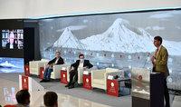 Геополитические тематические обсуждения на Армянском саммите умов