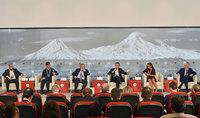 Les développements technologiques et leur impact dans divers domaines. Discussions dans le cadre du Armenian Summit of Minds