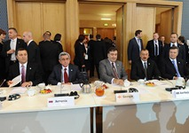 Statement by President Serzh Sargsyan at the EU Eastern Partnership Second Summit