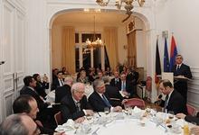Речь Президента Сержа Саргсяна в фонде Конрада Аденауэра