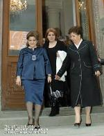 First Lady Rita Sargsyan attended the opening of the Renaissance International Musical festival-competition
