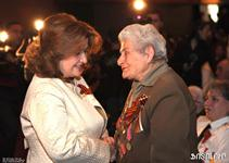 First Lady Rita Sargsyan attended the Generations Bridge festive event