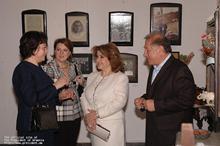 First Lady of Armenia Rita Sargsyan and First Lady of Slovenia Barbara Miklic Türk visited Sergei Parajanov's Museum