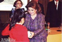 ՀՀ առաջին տիկին Ռիտա Սարգսյանը մասնակցել է Շաքարախտի հայկական ասոցիացիայի կողմից կազմակերպված միջազգային կոնֆերանսին