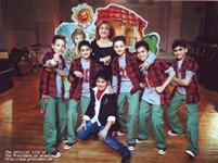 ՀՀ առաջին տիկին Ռիտա Սարգսյանը հանդիպել է «Մանկական Եվրատեսիլ 2010» երգի մրցույթում առաջին տեղը զբաղեցրած Վլադիմիր Արզումանյանին