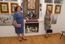 Rita Sargsyan and First Lady of Poland Anna Komarowska visited the Sergei Parajanov Museum
