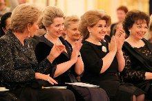 ՀՀ նախագահի տիկին Ռիտա Սարգսյանը Մոսկվայում մասնակցել է «Ծագող աստղերը Կրեմլում» միջազգային փառատոնին