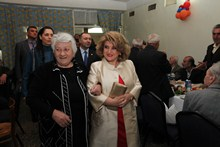 Mrs. Rita Sargsyan visited the assisted living home in Nork