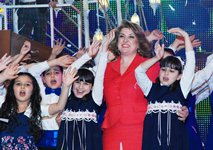 "First lady of Armenia, Mrs. Rita Sargsyan attended the benevolent concert for children ""The Boat of Hope"""