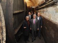 Рабочий визит Президента Сержа Саргсяна в Вайоц Дзорскую область