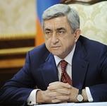 Обращение Президента Сержа Саргсяна в связи с Днем памяти жертв Геноцида