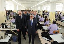 Նախագահ Սերժ Սարգսյանն աշխատանքային այցով մեկնել է Տավուշի և Լոռու մարզեր