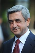 Приветственная речь Президента Сержа Саргсяна на 10 съезде Объединения ветеранов Республики Армения