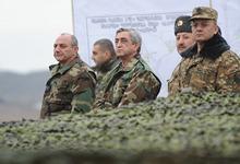 Working visit of President Serzh Sargsyan to the Republic of Nagorno Karabakh