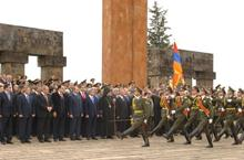 Visit of President Serzh Sargsyan to the Nagorno Karabakh Republic
