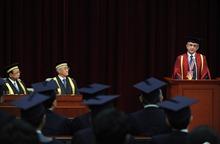 Речь Президента Республики Армения Сержа Саргсяна в университете Сока