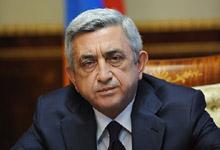 Вступительное слово Президента РА Сержа Саргсяна на заседании Совета национальной безопасности РА